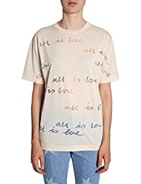 Stella McCartney Mujer 342365SLW279961 Beige Tela T-Shirt