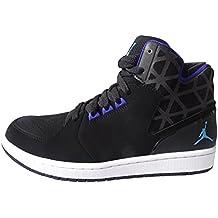 Nike Jordan 1 Flight 3, Chaussures de Sport Homme, Noir, 44.5 EU