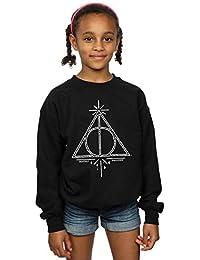 Harry Potter niñas Deathly Hallows Symbol Camisa De Entrenamiento