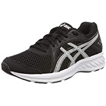ba29c391d Amazon.es  zapatillas asics niño - Negro