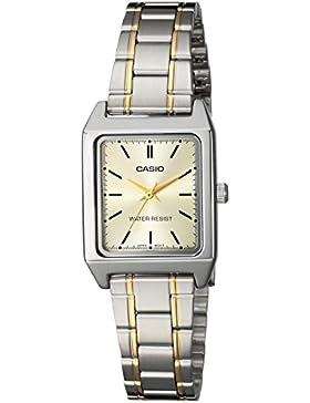 Damen armbanduhr - Casio LTP-V007SG-9