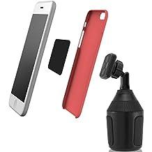 Magnet Auto KFZ Getränkehalterung Magnethalterung für Smartphone Tablet PC Navi