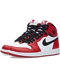 Nike Air Jordan 1 Retro High Og Bg, Zapatillas De Baloncesto para Niños