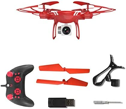 KNOSSOS Wide Angle Lens 0.3MP Camera Quadcopter RC 2.4GHz Drone WiFi FPV Helicopter | Extravagant