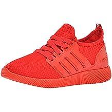 Mujer Casual Zapatos Deportes Antideslizante,Sonnena Zapatos de Mujer Transpirables Zapatos Casuals Zapatos para Correr