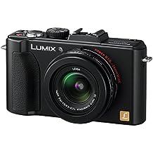 Panasonic Lumix DMC-LX5EG-K - Cámara digital compacta 10.1 MP (3 pulgadas, 4x Zoom óptico) - negro