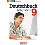Deutschbuch 9. Schuljahr. Arbeitsheft mit Lösungen: Arbeitsheft 9 mit Losungen
