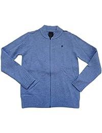 G-Star Raw correcto Line nuevo Coast Chaleco Hombre (L/S Jersey Cardigan de 86903.2340.1995para lana Cremallera