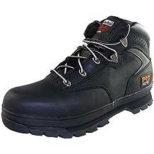Timberland Pro botas de seguridad UK 8EURO HIKER trabajo–negro