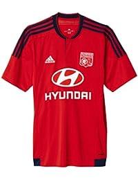 adidas 2ª Equipación Oplimpique de Lyon - Camiseta Oficial niños e90f59e93613a