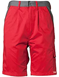 Planam Highline Shorts schiefer/schwarz