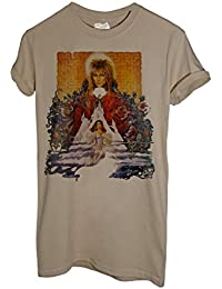 T-Shirt Labyrinth David Bowie Locandina - MUSIK by Mush Dress Your Style