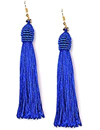 The Cats Pajama Tassel Earrings For Girls And Women