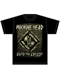 Collectors Mine - Camiseta de Machine Head con cuello redondo de manga corta para hombre