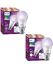 Philips Smart Wi-Fi LED bulb B22 9-Watt WiZ Connected