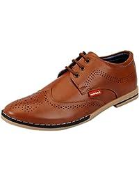 Mocas Men's Brogue Shoes