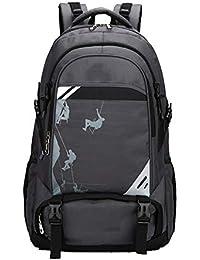 7264b1aa3 BAG Mochila de Viaje al Aire Libre Impermeable, Transpirable, Nuevo Bolso  de Alpinismo para Hombres y…