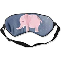Pink Elephant 99% Eyeshade Blinders Sleeping Eye Patch Eye Mask Blindfold For Travel Insomnia Meditation preisvergleich bei billige-tabletten.eu