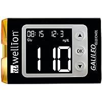 WELLION GALILEO GLU/CHOL Set mg/dl schwarz preisvergleich bei billige-tabletten.eu