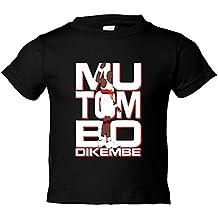 Camiseta niño Dikembe Mutombo leyenda del baloncesto