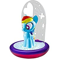 My Little Pony Magic Night Light - Rainbow Dash Kids Torch and Projector by Go Glow
