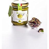 Brontedolci de pistacho pesto - deliciosa preparación para el 55% de los pistachos de Bronte. 190g