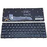 Origin Storage Notebook Tastatur Xps 12 Layout 81 Tasten (Backlit) Win 8 UK schwarz - gut und günstig