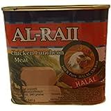 Al raii Gallinas Luncheon Meat (340g.) alrai Food syririsch Halal
