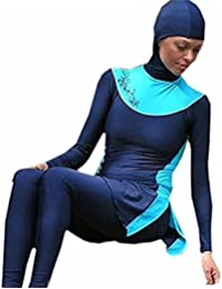 Amazoncouk Muslim Swimwear Clothing