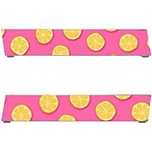 "Motivos Disagu Design Skin para Nintendo Wii Fuß: ""Orangen rosa"""