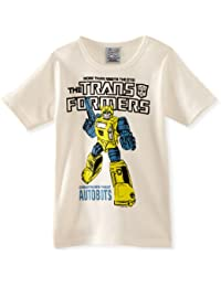 LOGOS Kids Shirt Transformers-Bumblebee-Autobots, Camiseta para Niños