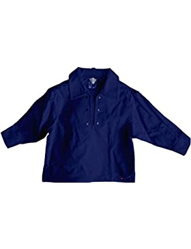 Deluxe Kids Ghillie Jacobite Shirt Navy Size 13 years