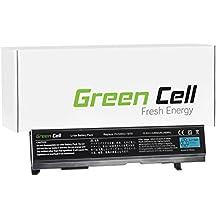 Green Cell® Standard Serie PA3465U-1BRS Batería para Toshiba Ordenador (6 Celdas 4400mAh 10.8V Negro)