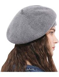 Amazon.it  basco francese - Donna  Abbigliamento 90393311d085