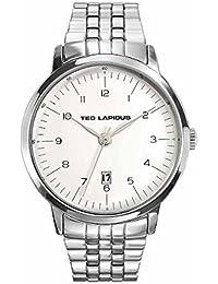 TED LAPIDUS - Montre TED LAPIDUS Acier - Homme - 45 mm
