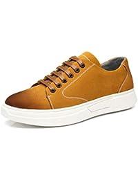 0ead457be97a1 Zapatos De Colegio para Vaqueros Hombre Bajos Casual Deporte Confort