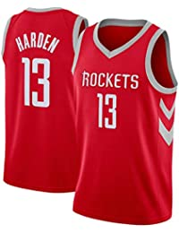 CRBsports James Harden, Baloncesto Jersey, Cohetes, Tejido Bordado, Swag, Ropa Deportiva