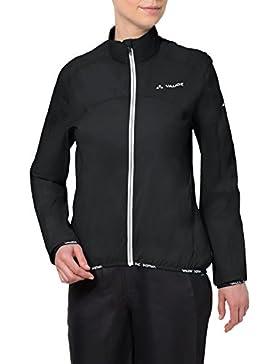 VAUDE Women's Air Jackett II - Chaqueta color black, talla 38