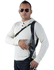 P 'tit payaso 22021pistolera de hombro–negro