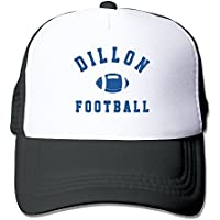 Fitty area Cap Dillon Panthers Football Trucker Mesh Schwarz