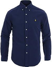 Polo Ralph Lauren | Chemise pour hommes | coupe cintrée | chemise à manches longues | différentes couleurs S-XXL
