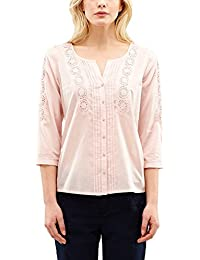 Comma CI Damen Bluse 80.899.19.1756