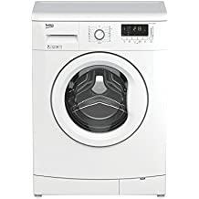 Beko WCC7502BW0 Independiente Carga frontal 7kg 1000RPM A+++ Color blanco - Lavadora (Independiente, Carga frontal, A+++, A, C, Color blanco)