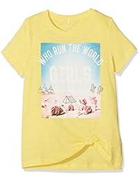 Name It Nkfkarolina SS Top, T-Shirt Bambina