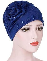 Screenes Donna Cappello Donna Cappello Cancro Chemo India Musulmano Hat  Beanie Stile Semplice Sciarpa Turbante Testa 31fc3a0ce82b