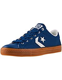 Converse Star Player OX Navy/Egret/Honey, Zapatillas Unisex Adulto