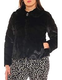 pretty nice 72c65 04601 Amazon.it: pelliccia ecologica - CORALISE: Abbigliamento