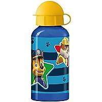Kids Nickelodeon Paw Patrol Aluminium Canteen Bottle Tumbler 400 ML