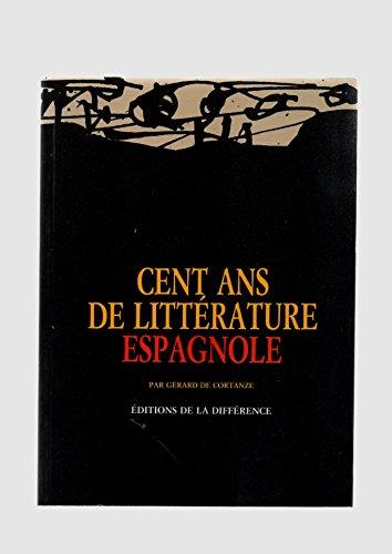 """<a href=""""/node/10290"""">Cent ans de littérature espagnole</a>"""