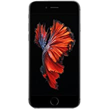 Apple iPhone 6s - Smartphone (4G, 16 GB, SIM única, iOS, NanoSIM, EDGE, GSM, CDMA, DC-HSDPA, HSPA+, TD-SCDMA, UMTS, LTE), color gris
